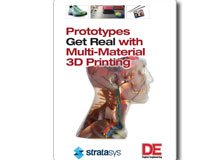 Prototypes Get Real with Multi-Material 3D Printing