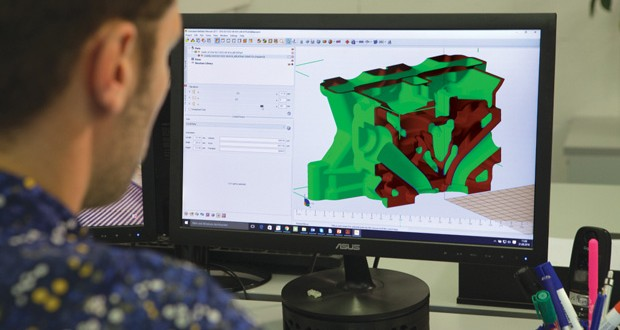 Since acquiring Netfabb in 2015, Autodesk has been busy adding advanced technologies--including enhanced simulation, optimization and advanced toolpath capabilities--that will provide engineers and designers with a broad collection of additive design and manufacturing tools. Image courtesy of Autodesk.