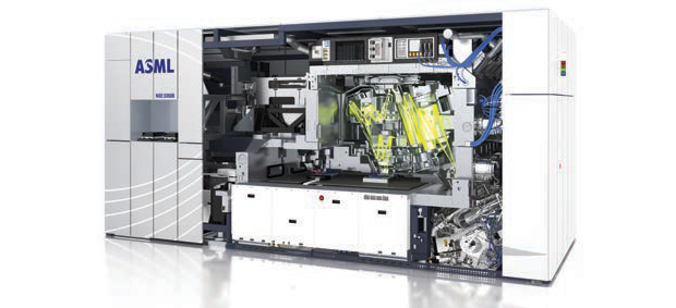 The Next Generation of ASML's EUV Lithography Machines. Image courtesy of ASML.