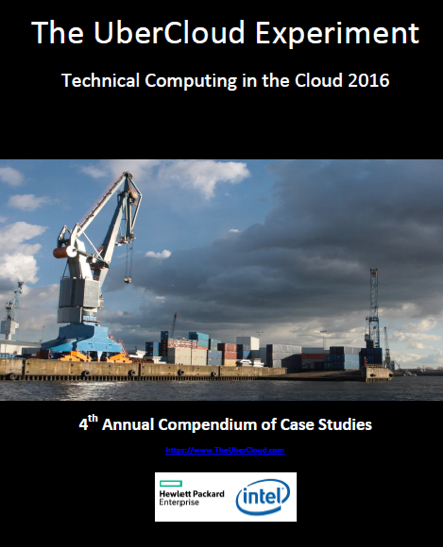 The 2016 Compendium of engineering cloud cases studies can be downloaded here.