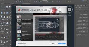 Autodesk has announced the release of AutoCAD 2017 for Mac and AutoCAD LT 2017 for Mac. Image courtesy of Autodesk Inc.