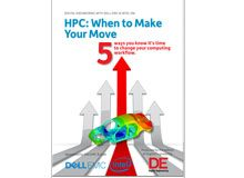 HPC: When to Make Your Move