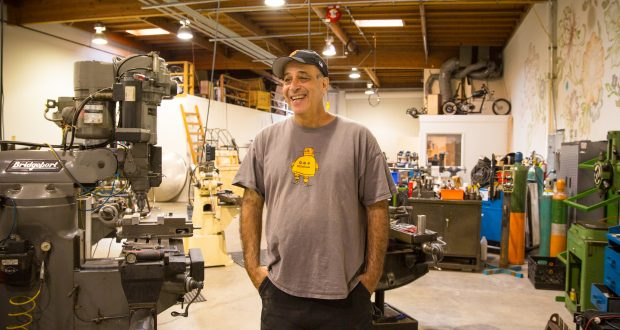 Carl Bass. Image courtesy of Autodesk.