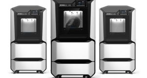 The new Stratasys F123 Series of 3D printers reportedly provide workgroups professional-level, engineering-grade quality to address the rapid prototyping workflow from initial concept designs through design validation and final functional performance. Image courtesy of Stratasys Ltd.