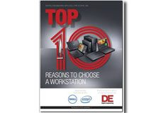 Top 10 Reasons to Choose a Professional Workstation