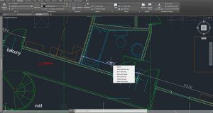 AutoCAD 2018's multifunctional grip capability enables users to reshape, move, or manipulate geometry using different types of grips and grip modes. Image courtesy of Autodesk Inc.