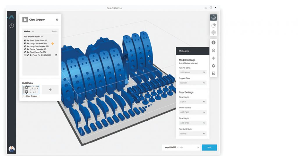 3d printing prep gets into shape digital engineering Free cad software for 3d printing