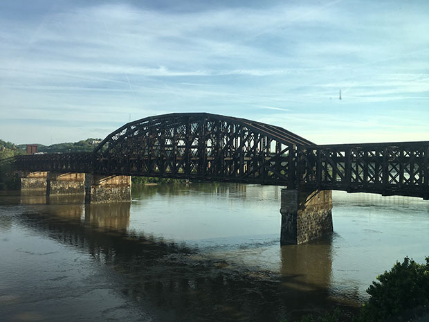 This year's RAPID+tct annual conference was held in Pittsburgh, the city of bridges.