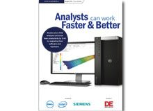 As the benchmarking results in this report show, you can slash the time spent on certain simulation runs by more than 81% when you upgrade to the latest Dell workstation technology and Siemens Simcenter simulation software, compared to using older hardware and software.