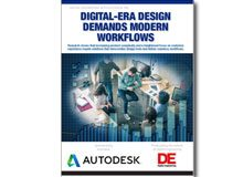 Digital Engineering surveyed its audience of design engineers on behalf of Autodesk to gauge what kind of progress is underway to transform workflows and modernize existing tool sets. The majority of organizations have made significant strides advancing their design processes with simulation-driven design, visualization and CAM practices, however, there is still work to be done to promote and make these modern tools and workflows accessible to a wider audience.