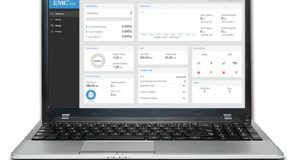 Dell EMC Elastic Cloud Storage has a new Heads Up Display with an integrated management dashboard across off and on premise storage. Image:Dell EMC