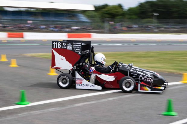 The Cardiff Racing team, from Cardiff University, was recently crowned with what is said to be the first UK winner of Formula Student. The team of 56 student engineers designed, built and raced a single seat racing car, reportedly beating competition from over 130 university teams from across the globe. Renishaw is a sponsor of the team.