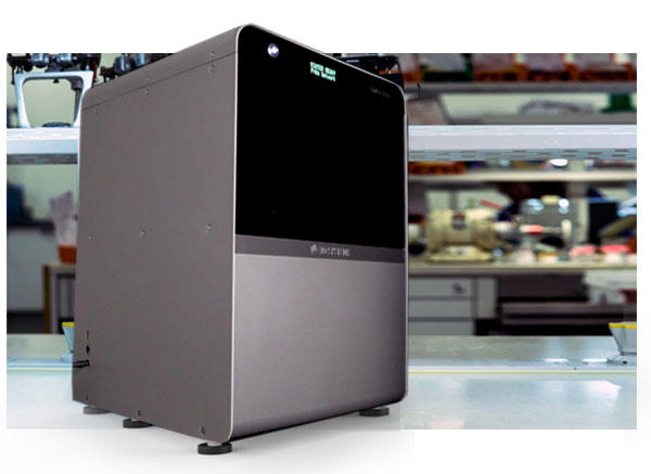 3D Systems has entered the industrial desktop 3D printing category with its introduction of the FabPro 1000, an entry-level production printer created for engineers, designers and other fabricators. Image courtesy of 3D Systems Inc.