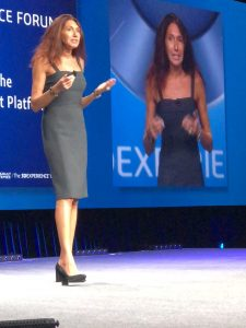 Monica Menghini, executive VP and chief strategy officer at Dassault Systèmes.