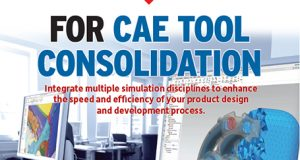 "The complimentary white paper ""Making the Case for CAE Tool Consolidation,"" produced by DE editors in collaboration with Siemens, explores how you can unite and streamline a multidisciplinary product development process."
