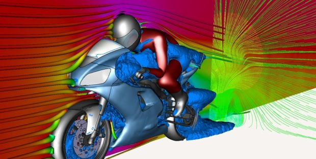 Version 18.1.0 of the META multi-purpose post-processor for structural and CFD (computational fluid dynamics) analyses offers modal parameter estimation with NVH (noise, vibration harshness) calculations. Image courtesy of BETA CAE Systems.
