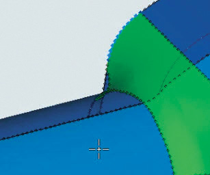 Fig. 4: Preview of mesh.