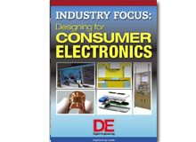Design Engineering for Consumer Electronics
