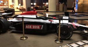 Aras ACE 2018 Indycar