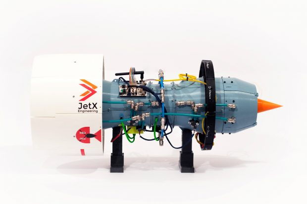 The Xplorer-1, side view. Image courtesy of 3D Hubs.