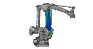 BETA CAE Systems announces the release of the version 18.1.1 of its software suite. Image courtesy of BETA CAE Systems.