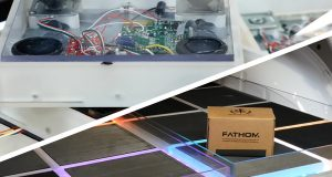 Specialists from FATHOM provided engineering support and surge manufacturing capabilities that helped a team of Mercedes-Benz new product developers go from sketches to real-world field testing within a tight four-week time frame. Image courtesy of FATHOM.