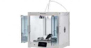Ultimaker says that the combination of its newest 3D printer, the Ultimaker S5 and its new Tough PLA material enables designers and engineers to 3D print large, warp- and delamination-free models for applications such as functional prototyping, tooling and manufacturing aids. Image courtesy of Ultimaker B.V.