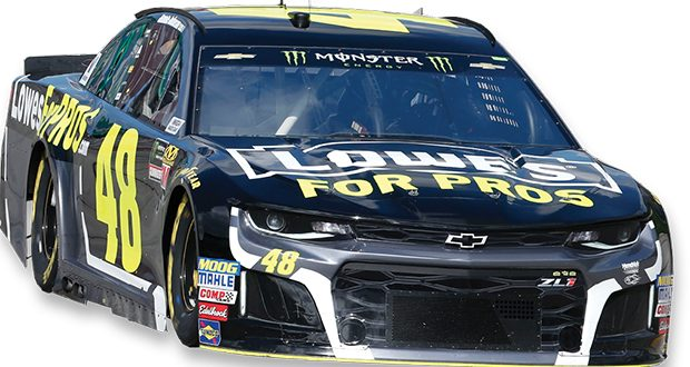 Digital twins will give Hendrick Motorsports the speed and agility to make competitive design changes. Images courtesy of Hendrick Motorsports.