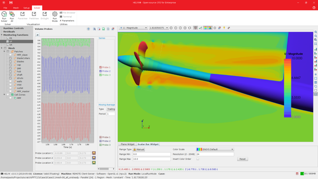 Image courtesy of ENGYS.