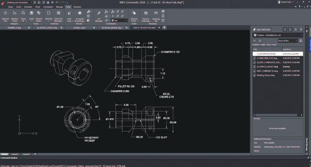 ARES Commander Review: The Trinity of CAD - Digital Engineering