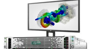The landing site for the ANSYS HPC Cluster Appliance Program offers resources that can help you understand how you can migrate from running complex simulations in a desktop workstation environment to an in-house or external high-performance computing platform. Image courtesy of ANSYS Inc.