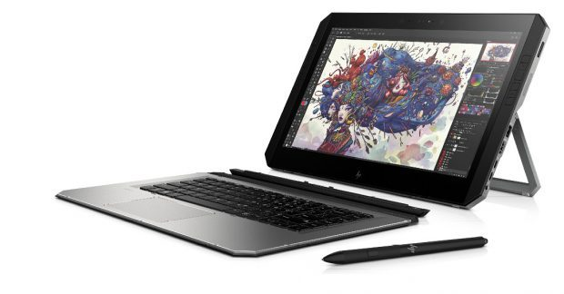HP claims its ZBook x2 is the world's most powerful detachable PC. Image courtesy of HP.