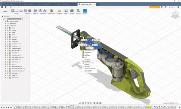 Autodesk Fusion 360: All-In-One Modeling - Digital Engineering