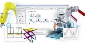 The latest release provides new tools for developing digital twins. Image courtesy of Maplesoft.