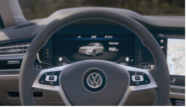 The Unity game engine empowers VR experiences based on automotive design files. Image courtesy of Unity Technologies.
