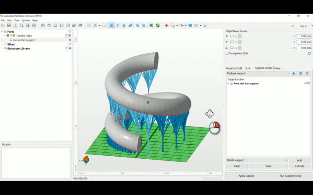 Autodesk Netfabb 2019 Released - Digital Engineering 24/7