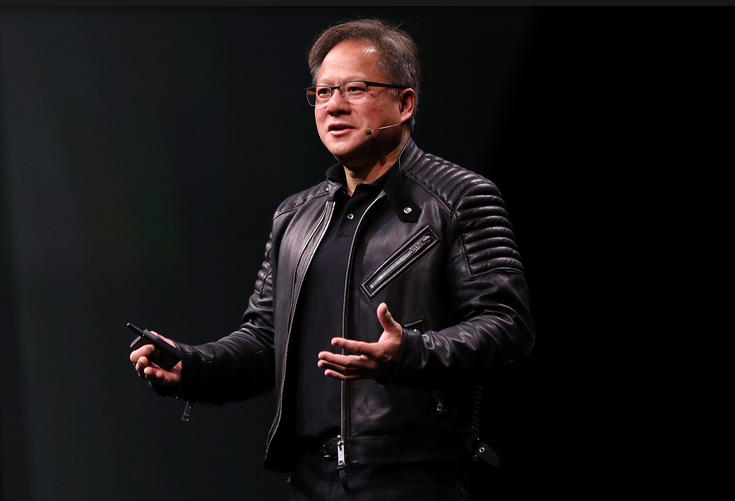 NVIDIA CEO Jensen Huang will take the stage at SIGGRAPH 2018.