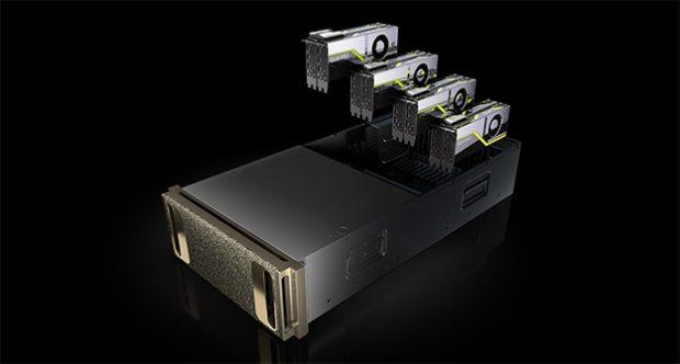 NVIDIA Quadro RTX Server. Image courtesy of NVIDIA.