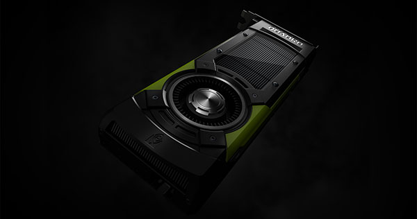 The NVIDIA Quadro GP100 enables advanced visualization and simulation capabilities for professional engineering workflows. Image courtesy of NVIDIA.