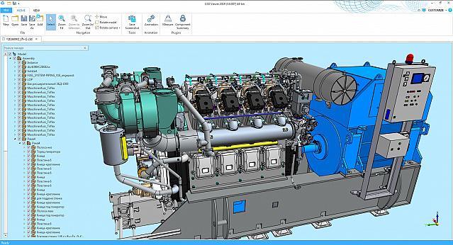 C3D Labs Updates 3D Model Viewer for 2019 - Digital