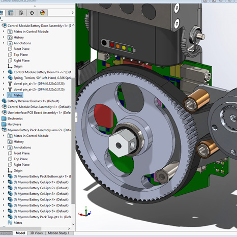 SOLIDWORKS 2017 Expands Across All Silos - Digital