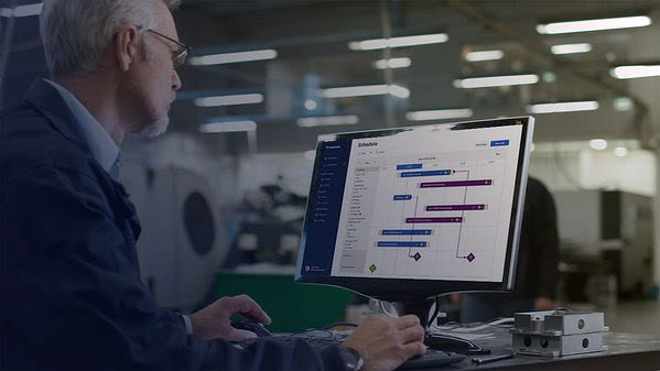 3YOURMIND's Agile Manufacturing Execution System is now available. Image courtesy of 3YOURMIND.
