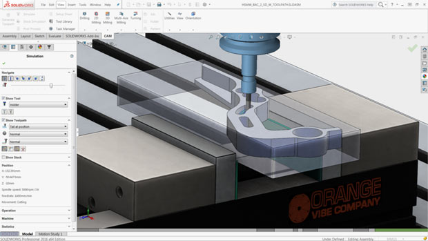 Editor's Pick: HSMWorks for SOLIDWORKS 2016 - Digital