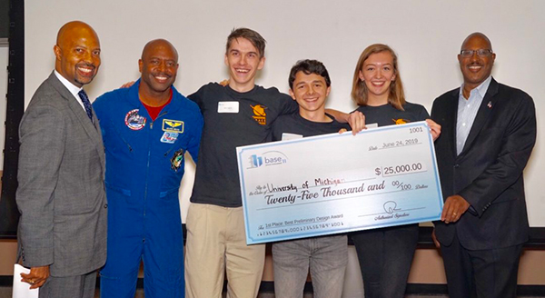 Base 11 Awards Initial Prizes in $1M+ Student Rocketry Contest