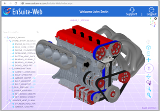 CCE Launches Free Browser-based CAD Viewer - Digital Engineering 24/7