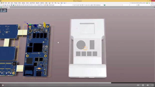 Altium 3D PCB Design Tool Sees Major Update - Digital Engineering 24/7