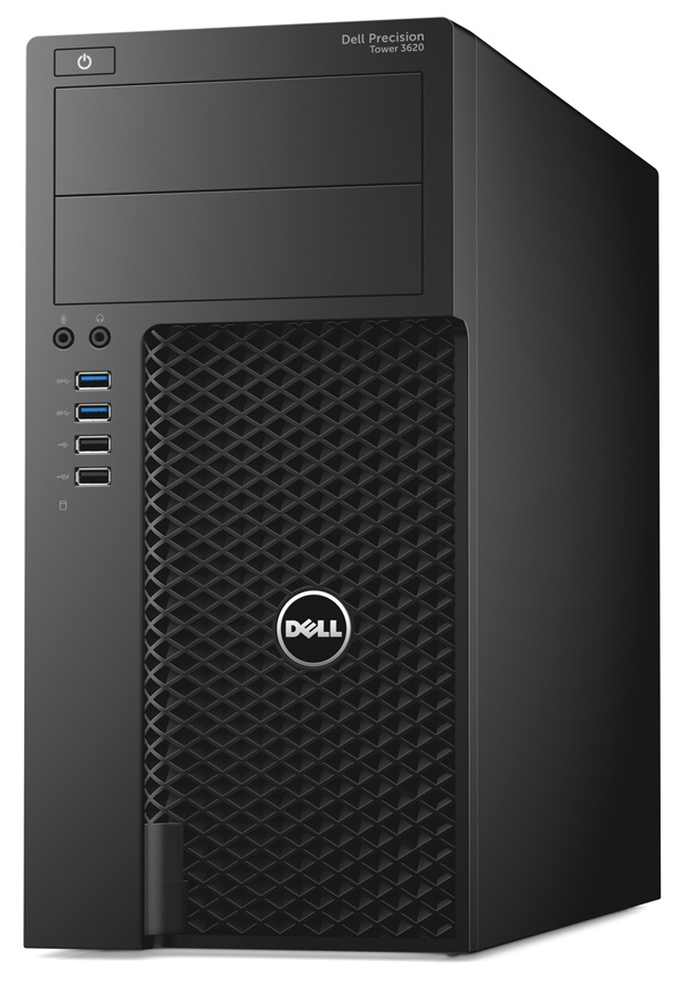 Dell Precision 3620 Mini Tower Review: Affordable CAD