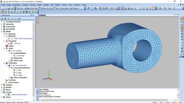 Siemens FEMAP with NX NASTRAN Overview - Digital Engineering