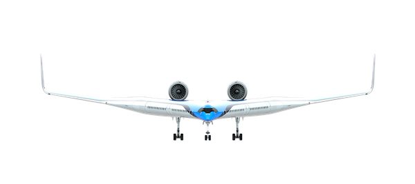V-Shaped Plane Prototype Flight Planned by KLM and University