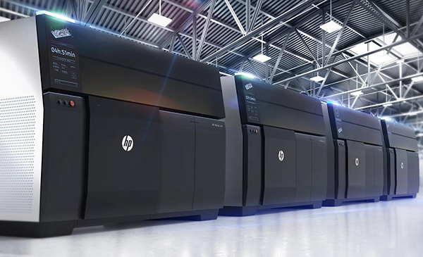 HP Produces More Than 10 Million Parts in Last Year Via